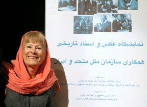 ماریا دوتسنکو: ایران مبتکر ایده صلح و مقابله با خشونت در جهان است