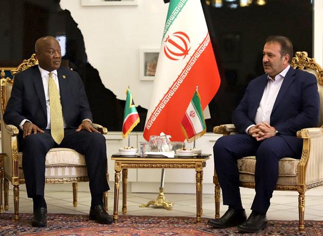 سفیر آفریقای جنوبی در ایران: استان فارس میتواند روابط اقتصادی گستردهتری با آفریقای جنوبی داشته باشد.