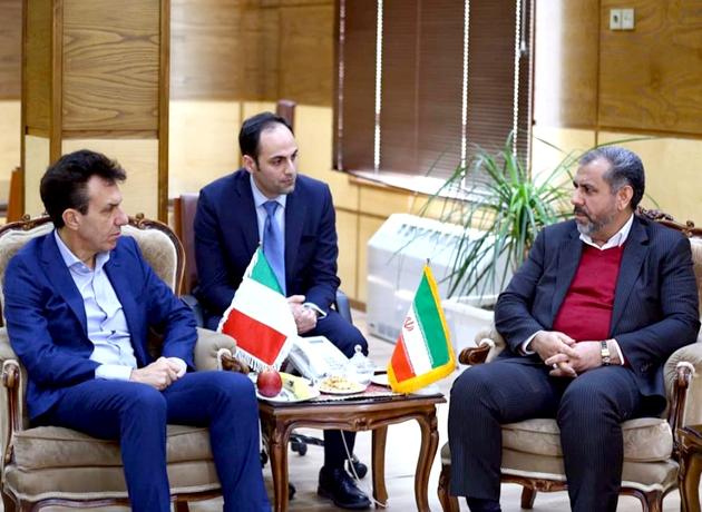 سفیر ایتالیا در سفر به قزوین: تصویر سازیهای صورت گرفته علیه ایران نیازمند ترمیم است