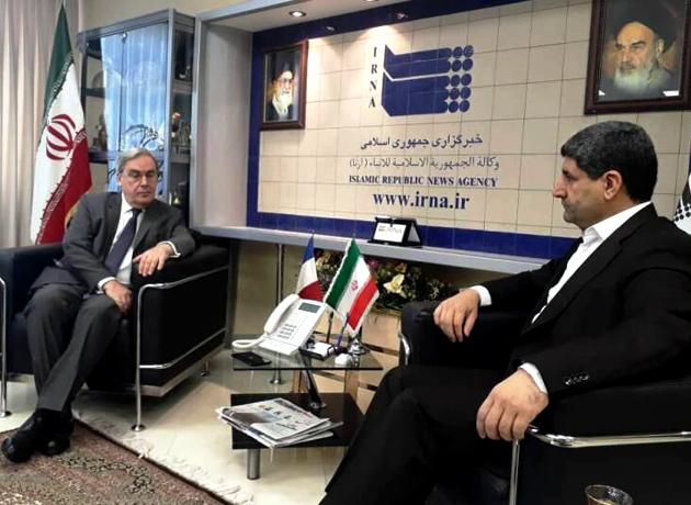 سفیر فرانسه در ایران: اراده ما باید ساخت قدرت نرم باشد
