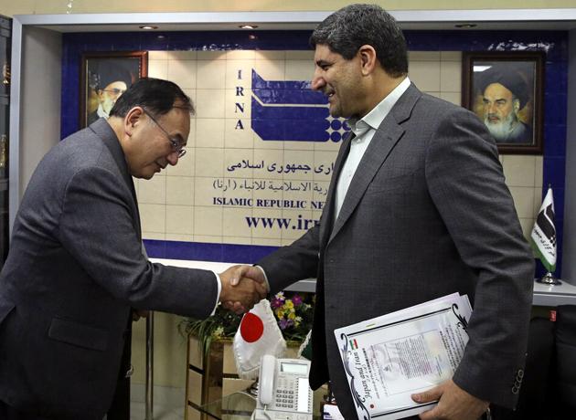 سفیر ژاپن: از زندگی در ایران لذت میبرم
