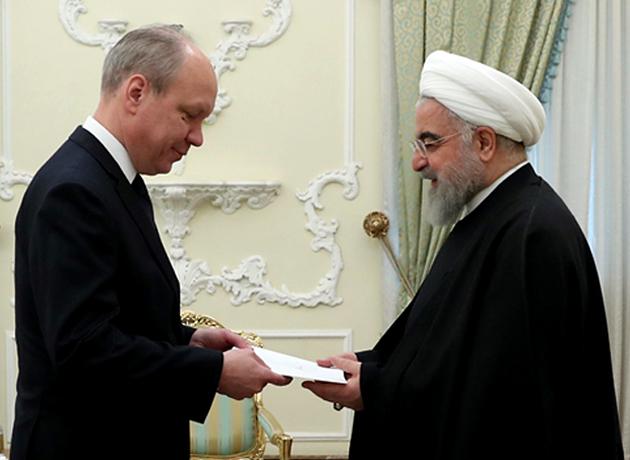 روحانی در دیدار سفیر جدید سوئد: ایران علاقهمند به توسعه همکاریهای تجاری با سوئد است