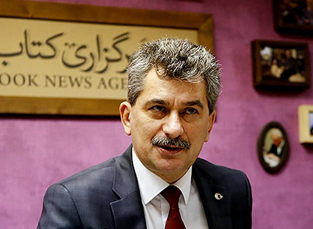 سفیر جمهوری ترکیه در گفتگو با ایبنا مطرح کرد: گلایهمندی نویسندگان ترک از نبود کپیرایت در ایران