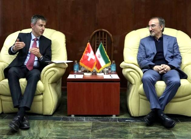 دعوت سوئیس از ایران برای مشارکت در طرح صلح آبی