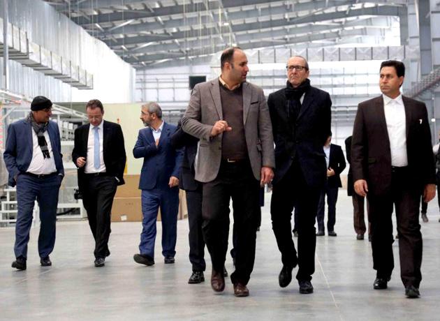 سفیر اتریش: منطقه ویژه اقتصادی پیام یکی از پایههای قدرت اقتصادی ایران است