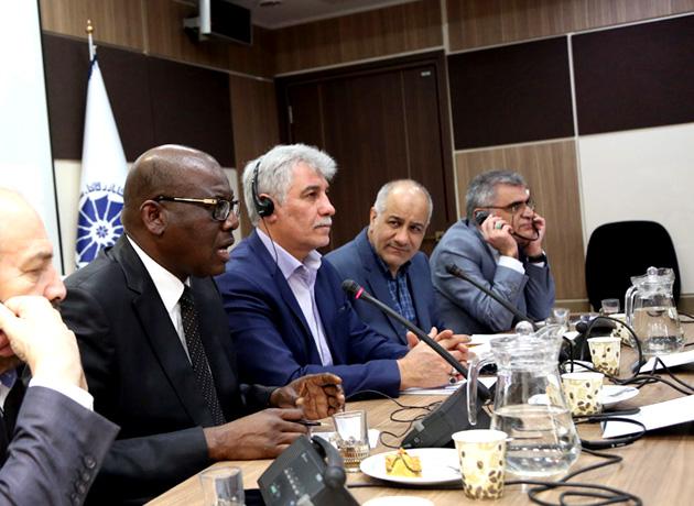 برگزاری همایش روز اقتصاد سنگال در اتاق بازرگانی ایران
