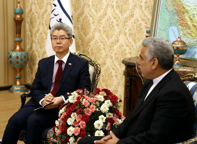 سفیر کرهجنوبی: ارتباطات اقتصادی و تجاری با تهران را گسترش میدهیم