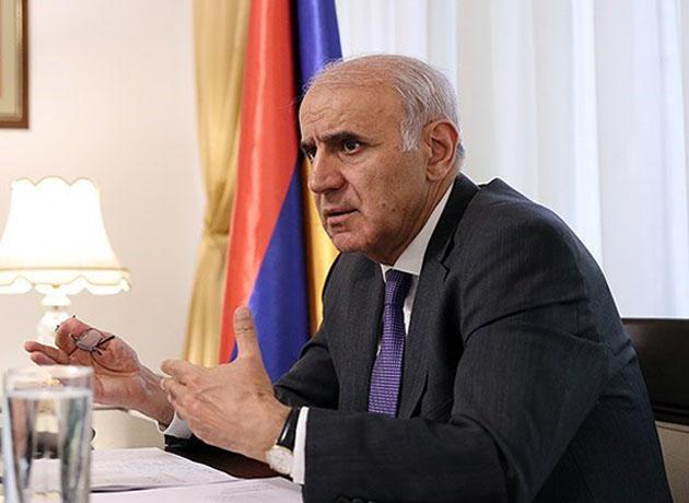 سفیر ارمنستان: نباید برای توسعه همکاریهای علمی تنها به کشورهای اروپایی چشم دوخت