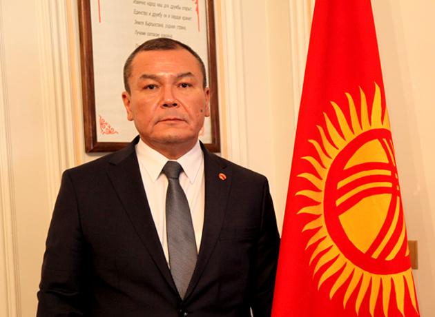 سفیر قرقیزستان در ایران: مرحوم هاشمی رفسنجانی برای گسترش روابط دوکشور دیدگاه وسیعی داشتند.