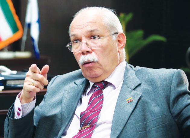 سفیر سابق ونزوئلا در ایران: ترور «قاسم سلیمانی» یک جنایت بزرگ بود.