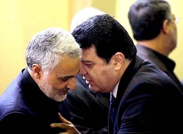 سفیر سوریه در ایران: سپهبد قاسم سلیمانی در وجدان ملتهای جبهه مقاومت زنده خواهند ماند