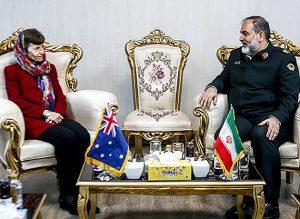 توسعه همکاریهای پلیس ایران و استرالیا
