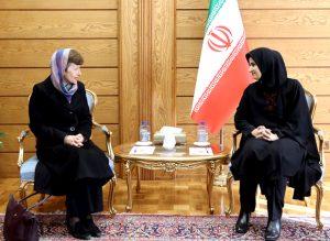 ملاقات معاون حقوقی رئیسجمهور با سفیر استرالیا در ایران