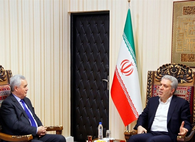 پیشنهاد مونسان به سفیر تاجیکستان؛ کشورهای عضو اکو روادید مشترک صادر کنند