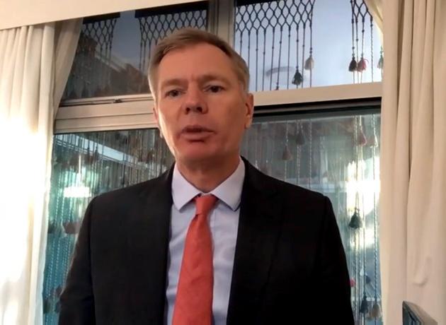 سفیر انگلیس در تهران: گفتوگو میان ایران و انگلیس ضروری است