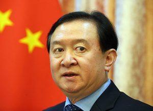 سفیر چین ابتلایش به کرونا را تکذیب کرد