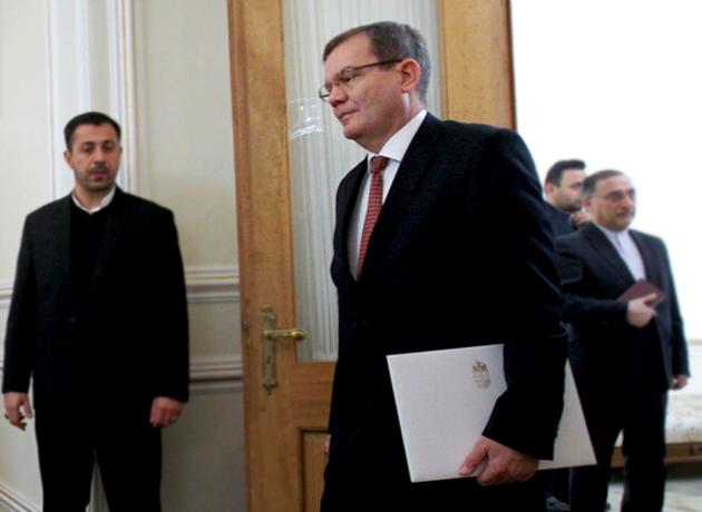 سفیر مجارستان در تهران به وزارت خارجه ایران فراخوانده شد