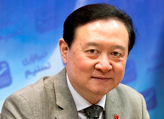 سفیر چین در ایران از پدیدارشدن افقهای روشن در برابر اقتصاد این کشور خبر داد