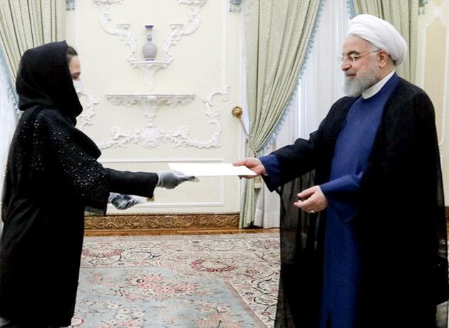 روحانی در دیدار سفیر جدید بلغارستان: اراده ایران بر توسعه همه جانبه روابط و همکاریها با بلغارستان است