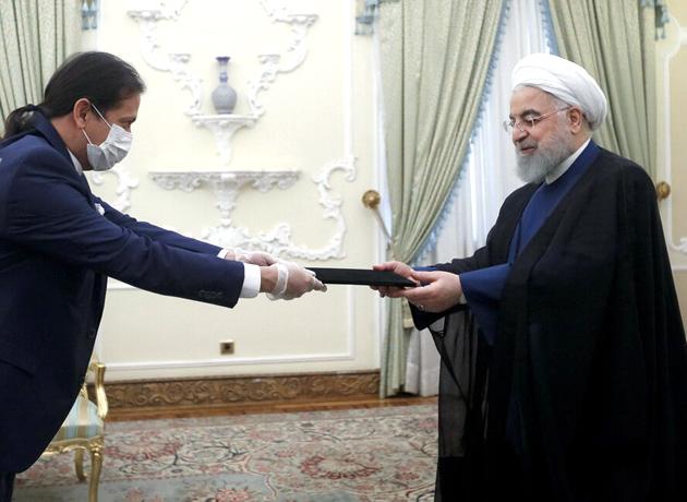 حسن روحانی: ایران مواضع و اشتراکات فراوانی با نیکاراگوئه دارد
