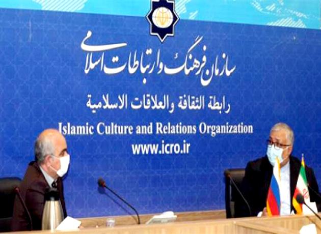 دیدار ابراهیمیترکمان با سفیر روسیه در تهران