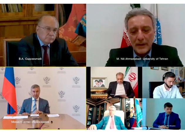 برگزاری پنجمین اجلاس روسای دانشگاههای برتر ایران و روسیه